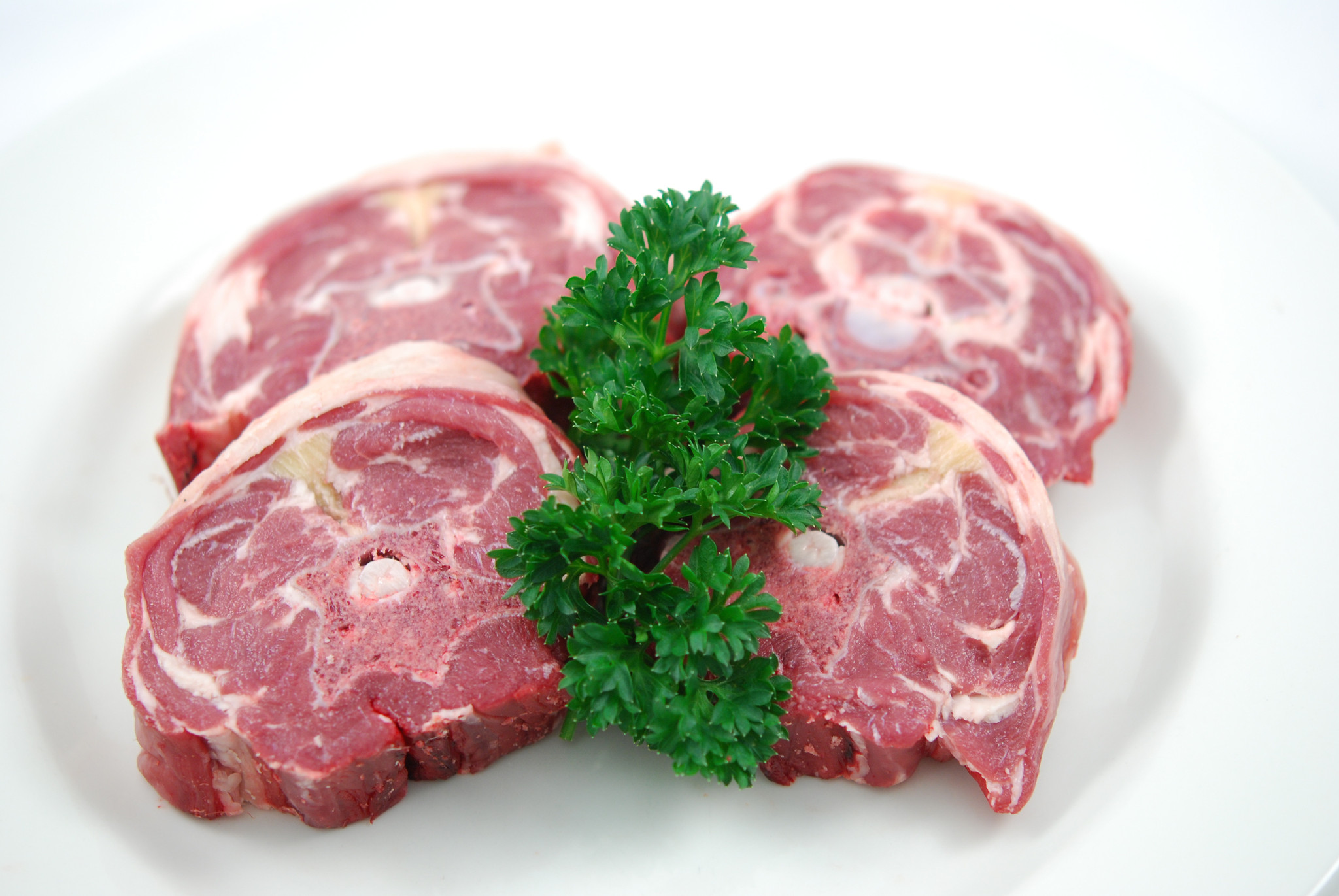 Lamb neck chops