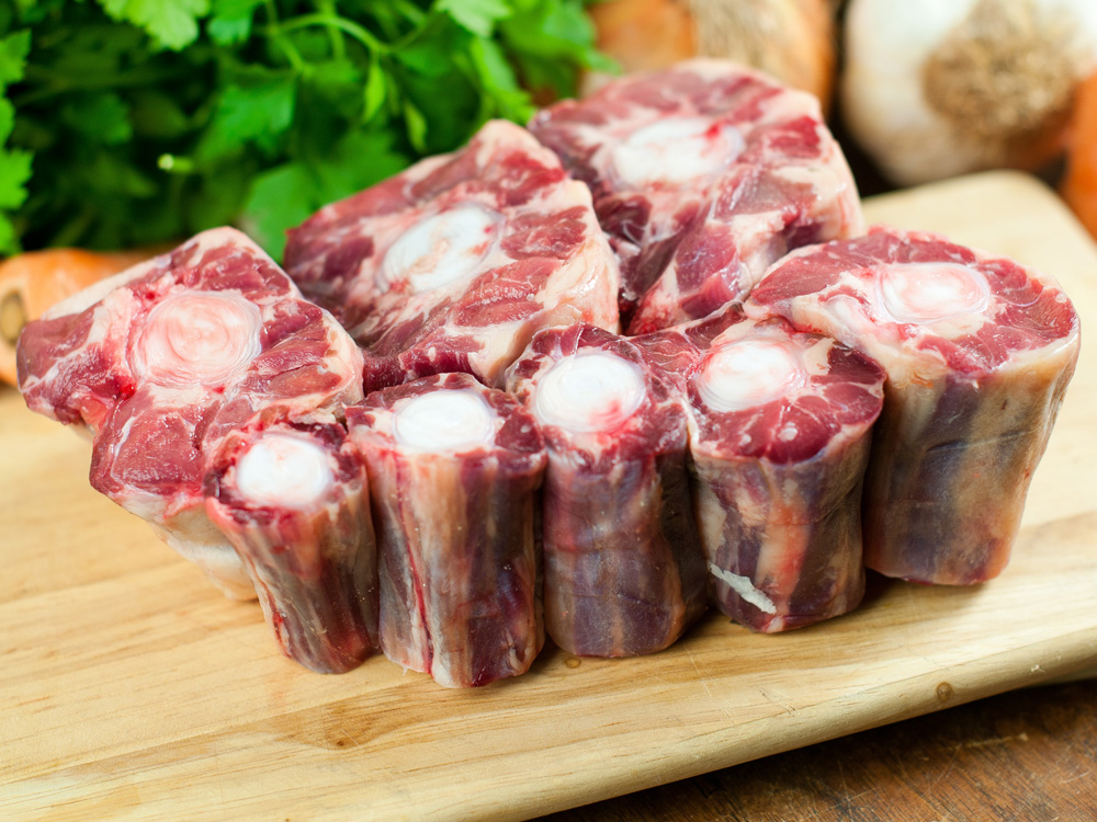 Ox tail (oxtail)